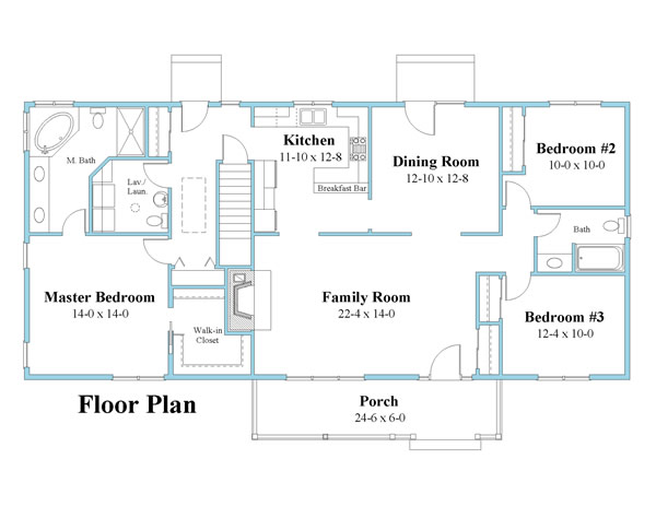 ranch house plan floor plan 8184_r_1