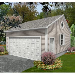 do it yourself garage shed plan 2420_web