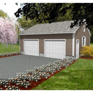do it yourself garage shed plan 2428_web