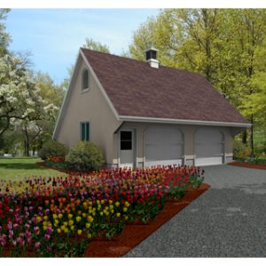do it yourself garage shed plan 2430_web