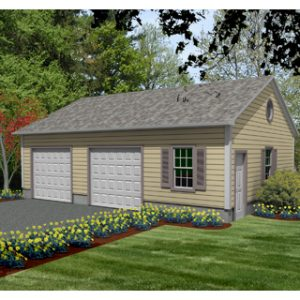 do it yourself garage shed plan 2432_web