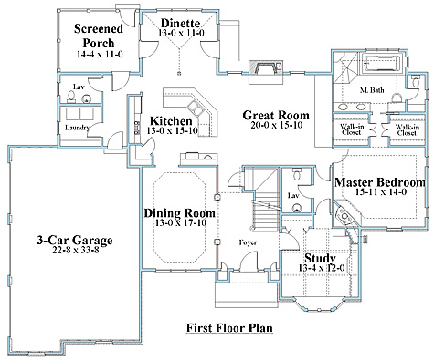 unique house plan first floor_8233ul_1