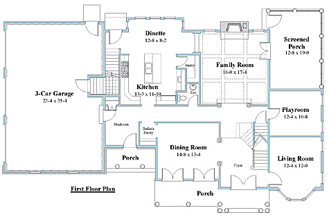 unique house plan first floor_8221u_1