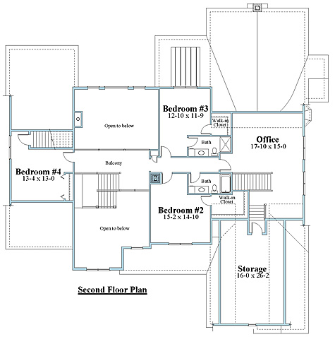 unique house plan second floor_8846ul_2