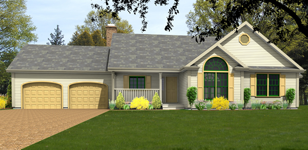 ranch house plan rendering 9198_r_f