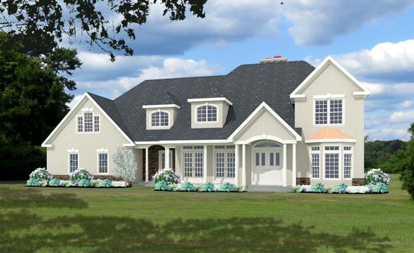unique house plan rendering 8221-U_f