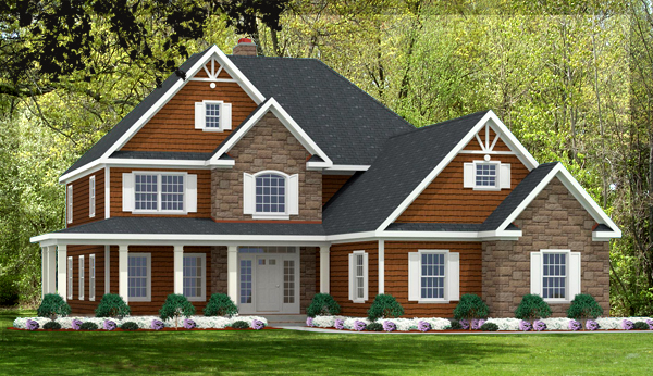 unique house plan rendering 9047-U_f