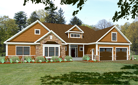 ranch house plan rendering 9552-r-l_f