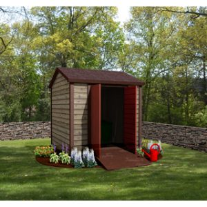 do it yourself shed building plan shed01_web