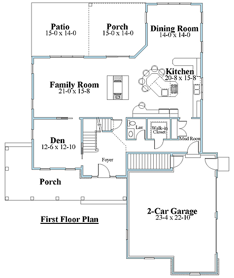unique house plan first floor_9047u_1
