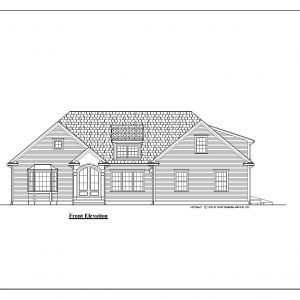 ss-10159rl-1 3 bedroom ranch house