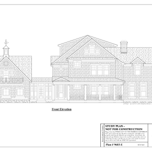 ss-9603u-1 5 bedroom 4 bathroom shingle coastal home plan