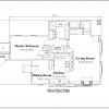 ss-9753u-2 4 bedroom 3 bathroom beach house