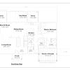 ss-9954-u-2 3 bedroom 2 bathroom craftsman