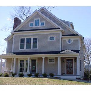 8776-U unique traditional style house plan photo