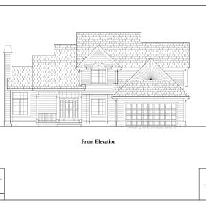 ss-6848ct-1 3 bedroom 2 bathroom contemporary house plan
