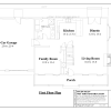 ss-7047cp-6 3 bedroom 2 bathroom cape house plan