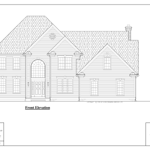 ss-7119cl-1 4 bedroom 2 bathroom colonial house plan