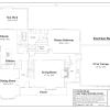 ss-7147cp-6 3 bedroom 2 bathroom cape house plan
