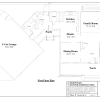 ss-7426cpl-2 3 bedroom 2 bathroom cape house plan