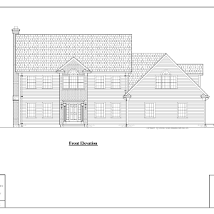 ss-7669cll-1 4 bedroom 3 bathroom colonial house plan