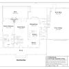 ss-7811cp-2 3 bedroom 2 bathroom cape house plan