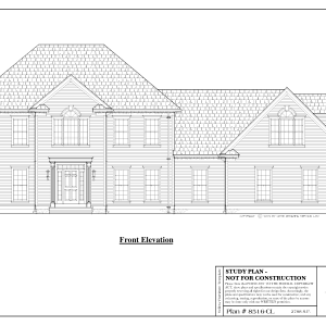 ss-8516cl-1 3 bedroom 2 bathroom colonial house plan