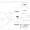 ss-8537cp-2 3 bedroom 2 bathroom cape house plan