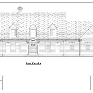 ss-8610cpl-1 3 bedroom 2 bathroom cape house plan