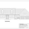 ss-8644cp-1 4 bedroom 2 bathroom cape house plan