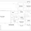 ss-8673cp-2 4 bedroom 4 bathroom cape house plan