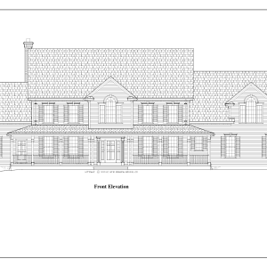 ss-8760cll-1 6 bedroom 3 bathroom colonial house plan with in-law