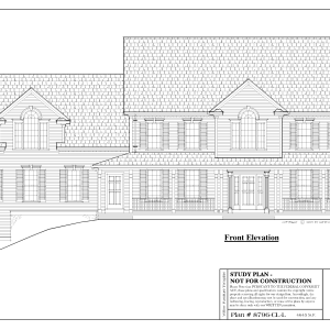 ss-8796cll-1 5 bedroom 3 bathroom colonial house plan