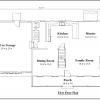 ss-8859cp-2 3 bedroom 3 bathroom cape house plan