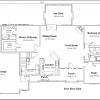 ss-9323rl-2 2 bedroom 2 bathroom ranch house plan