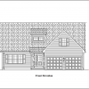 ss-9578cp-1 3 bedroom 2 bathroom cape house plan