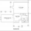 ss-9594r-5 2 bedroom 2 bathroom ranch house plan