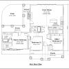 ss-9594r-6 2 bedroom 2 bathroom ranch house plan