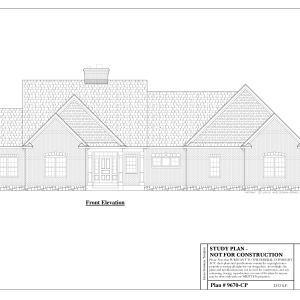 ss-9670cp-1 3 bedroom 3 bathroom cape house plan