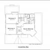 ss-9695u-7 3 bedroom 2 bathroom unique house plan