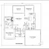 ss-9839u-6 4 bedroom 2 bathroom unique house plan