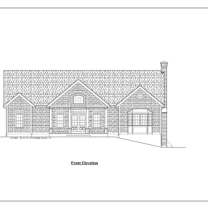 ss-10035cp-1 4 bedroom 3 bathroom cape house plan