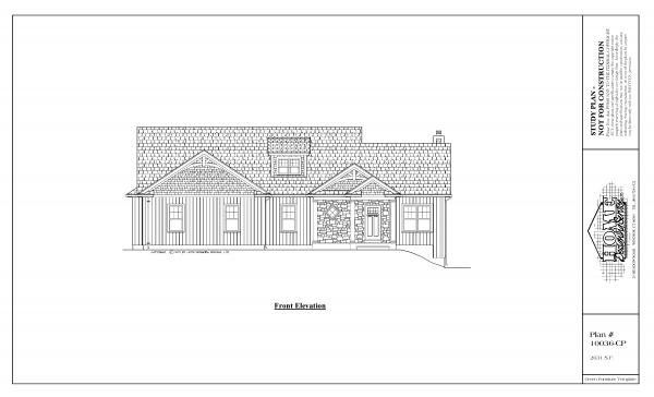 ss-10036cp-1 4 bedroom 3 bathroom cape house plan