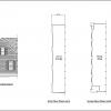 ss-7257cpl-2 3 bedroom 3 bathroom cape house plan