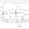 ss-7257cpl-3 3 bedroom 3 bathroom cape house plan