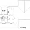 ss-7604cp-3 3 bedroom 2 bathroom cape house plan