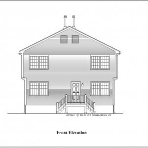 ss-7732d-1 9 bedroom 3 bathroom duplex house plan