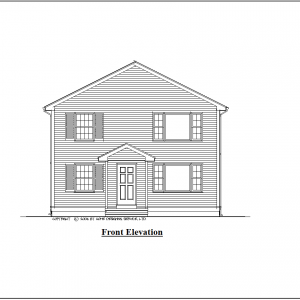 ss-89582f-1 6 bedroom 2 bathroom two family house plan