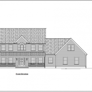 ss-8977cll-1 5 bedroom 3 bathroom colonial house plan