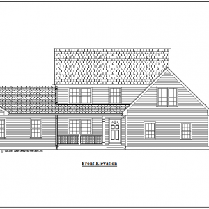 ss-8990cl-1 4 bedroom 3 bathroom colonial house plan
